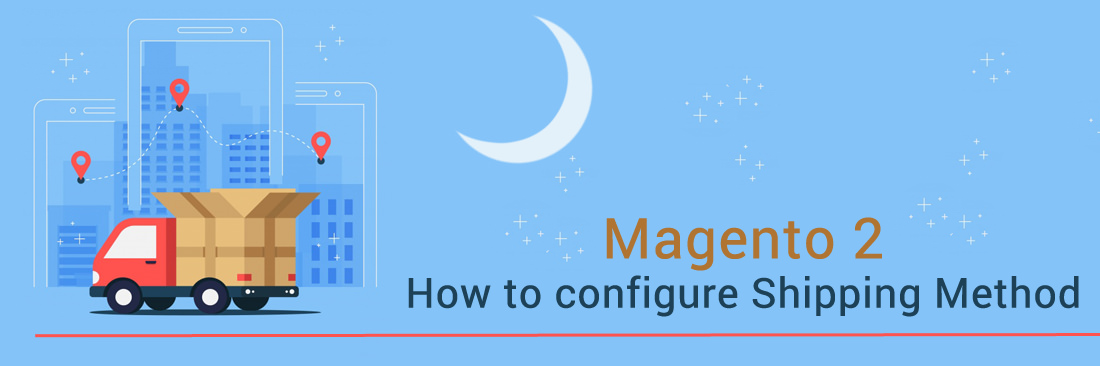 Magento 2 Configure Shipping Methods