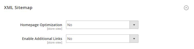 Magento 2 SEO XML Sitemap
