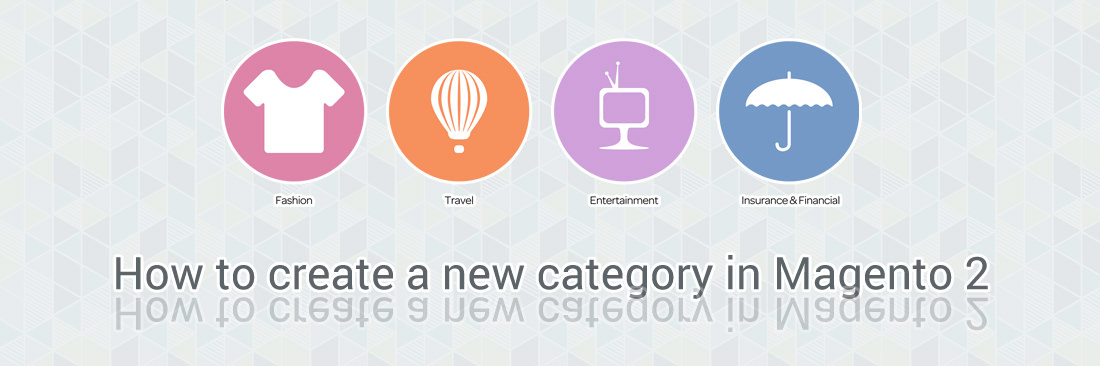 How to create a new category