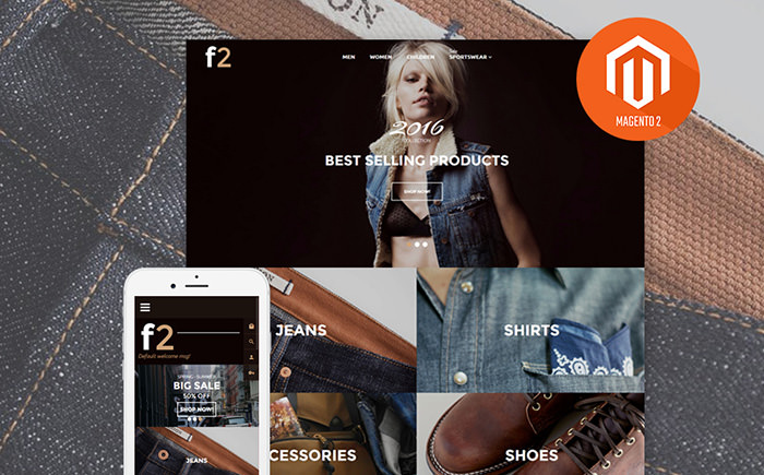 Meet the Pioneering AMP-ready Magento Themes