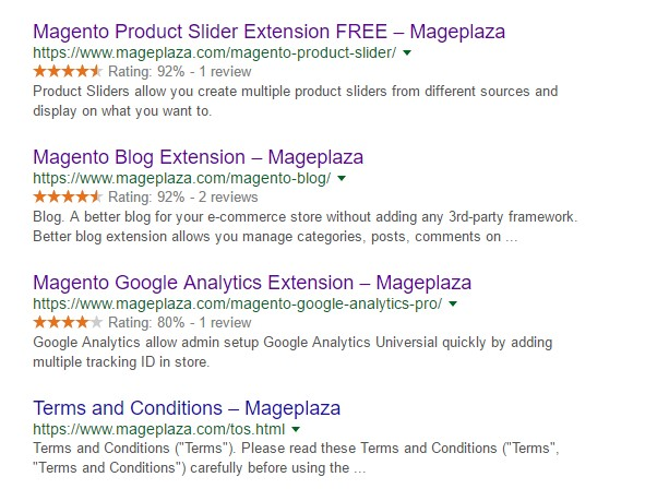 Mageplaza SEO Layered Navigation