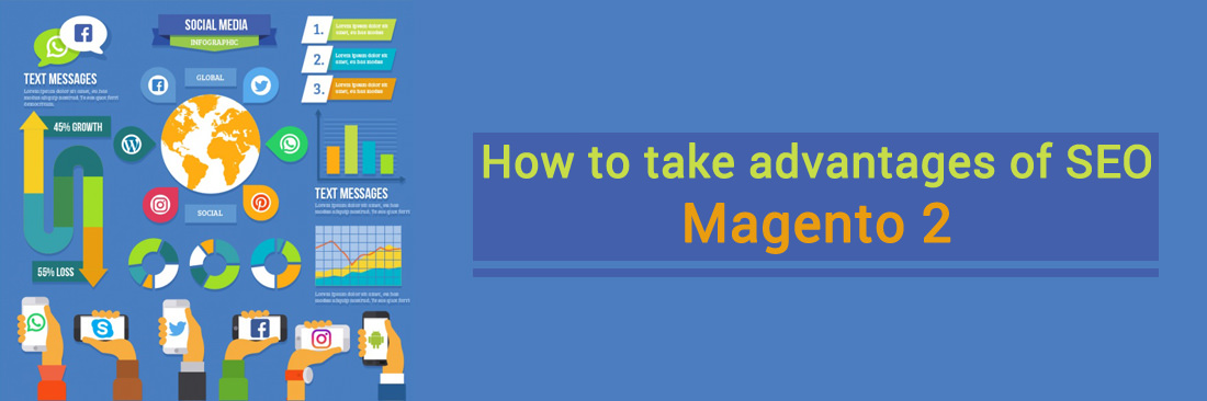 How to take advantages of SEO Magento 2?