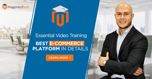 Essential Video Training - Best e-commerce platform in detais
