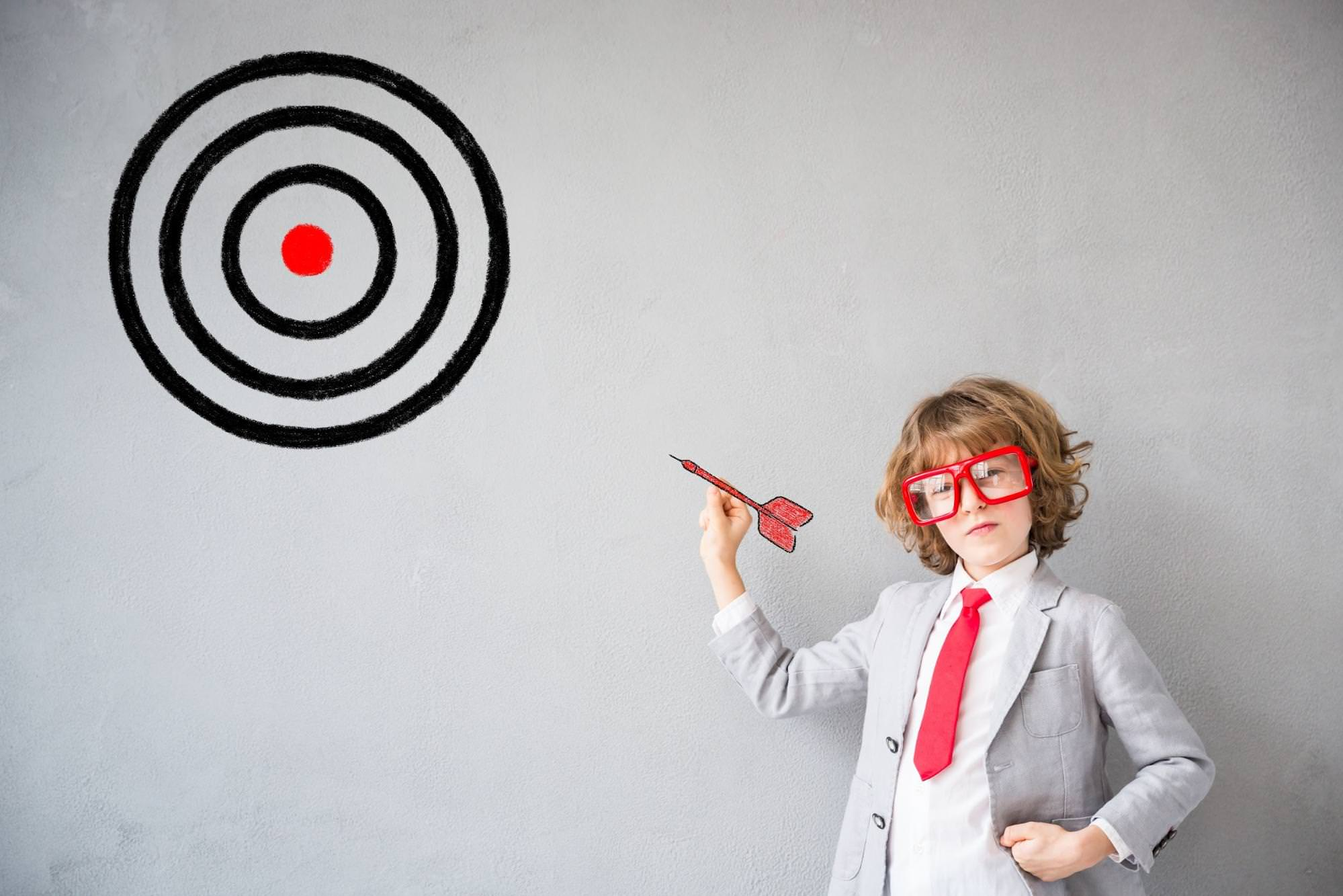 Why do you need to align marketing targets with business goals