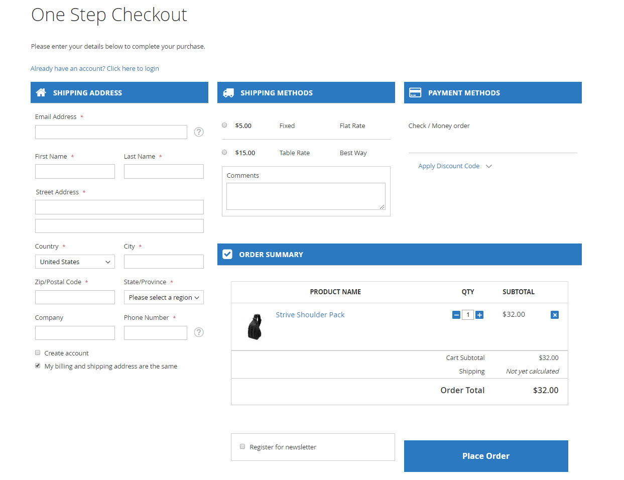 Magento 2 Checkout not Working