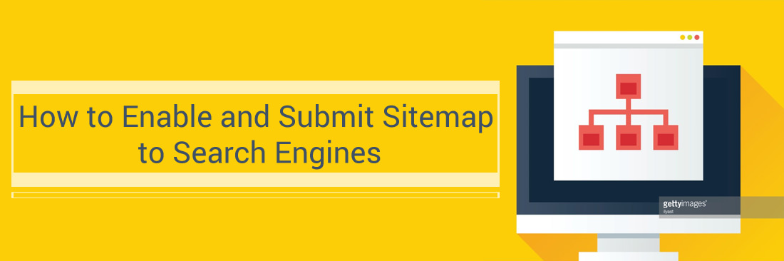 Enable and Submit Sitemap to Search Engines