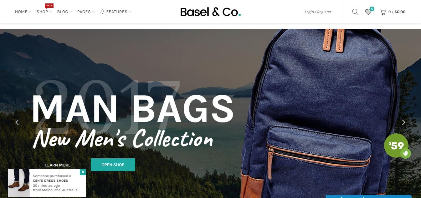 Basel theme