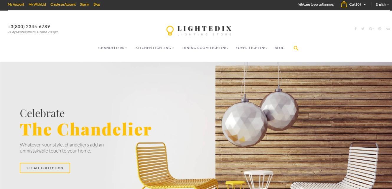 Lightedix theme