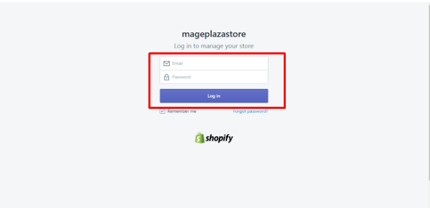 how to remove password protection from your online store