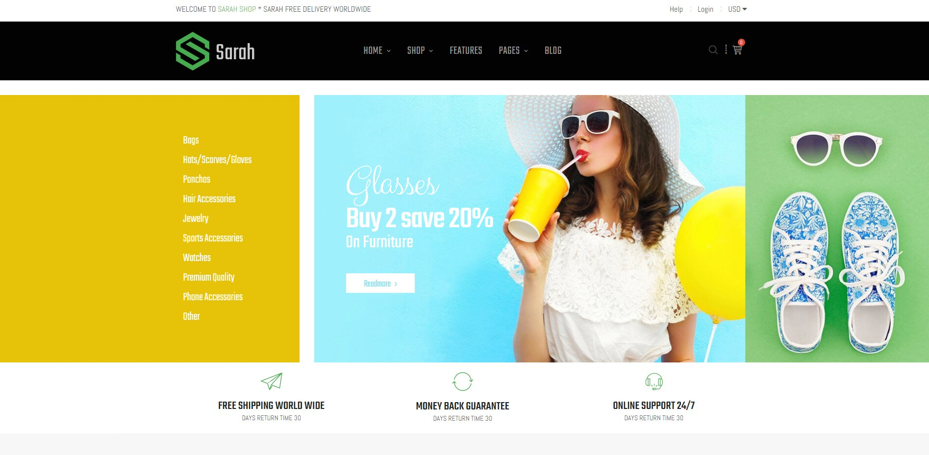 55+ Best Shopify Clean & Simple Themes Free & Premium 2019