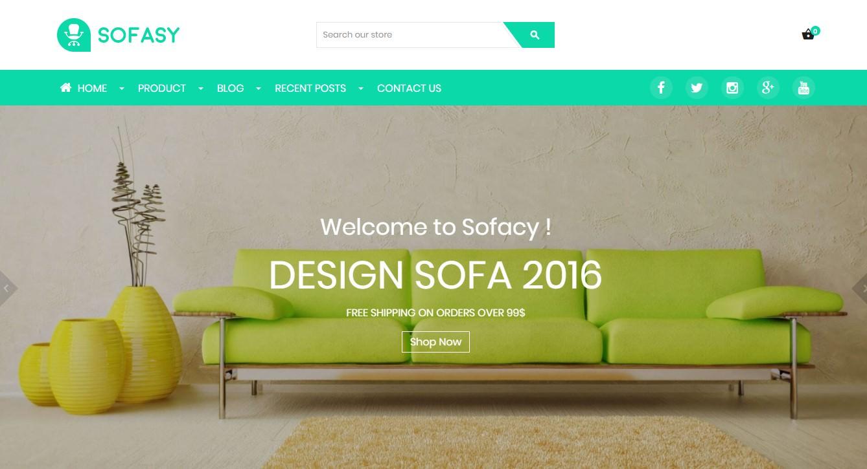 Sp Sofasy theme