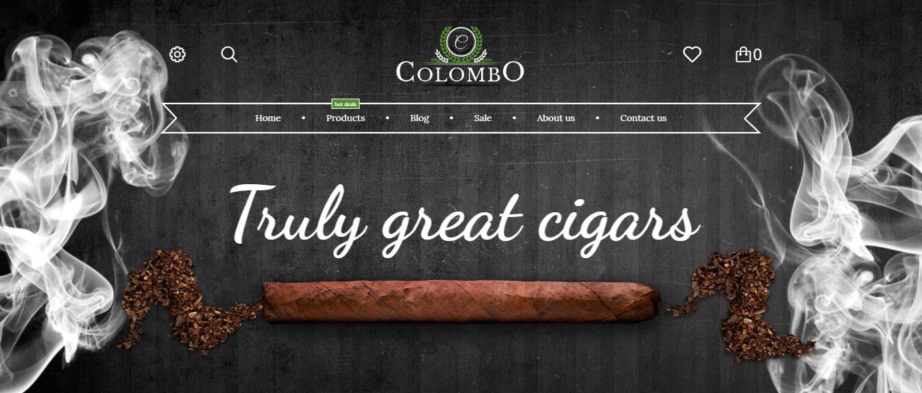 Colombo theme