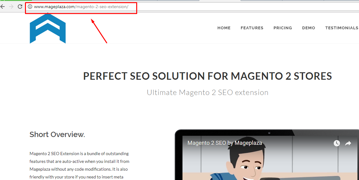 Mageplaza SEO friendly