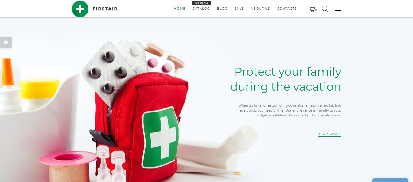 FirstAid  theme