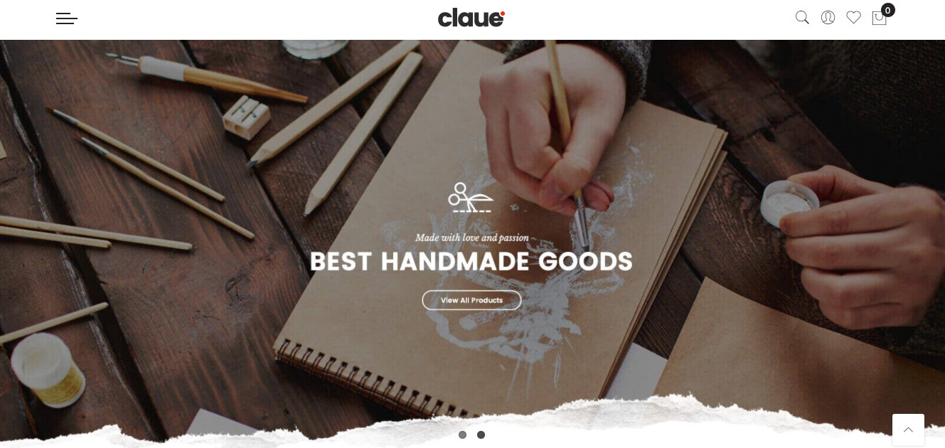 Claue theme