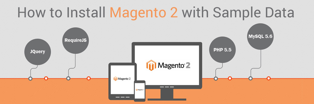 How to Install Magento 2 with Sample Data