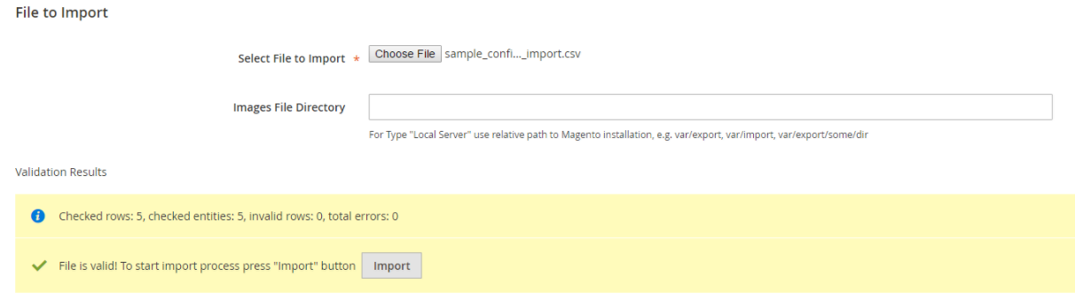 3 Steps to Import Configurable Products in Magento 2