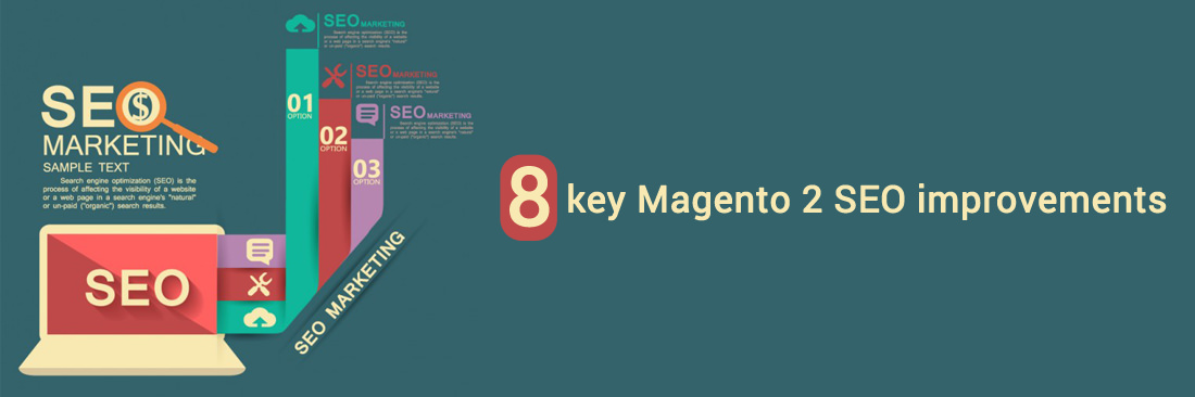 8 key Magento 2 SEO improvements