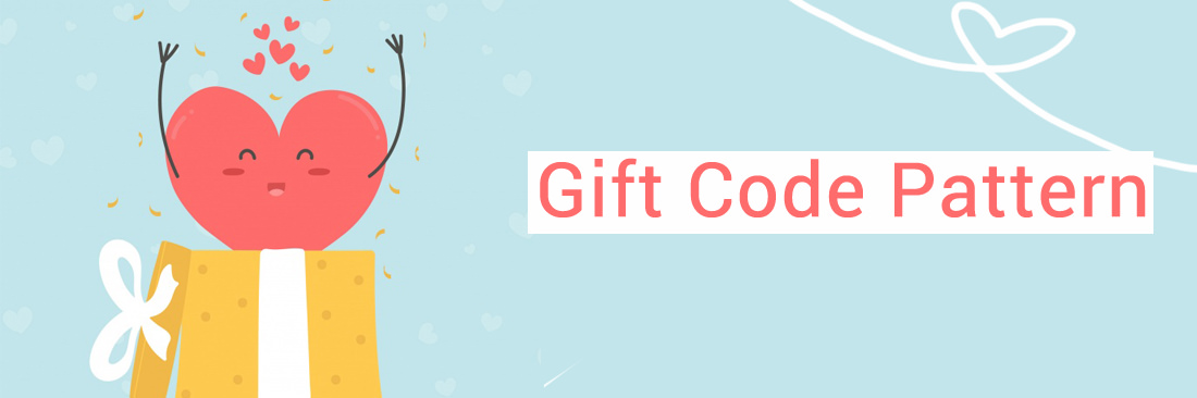 Gift Code Pattern
