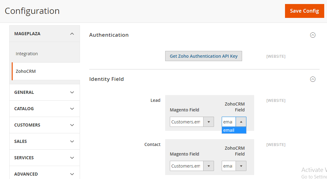 Zoho Integration — Magento 2 Extension by Mageplaza latest