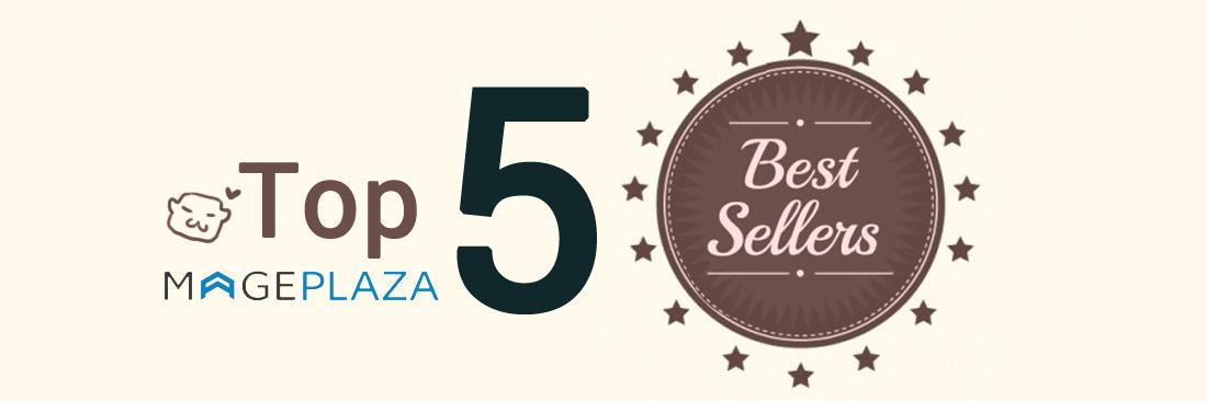 Mageplaza Top 5 Bestsellers