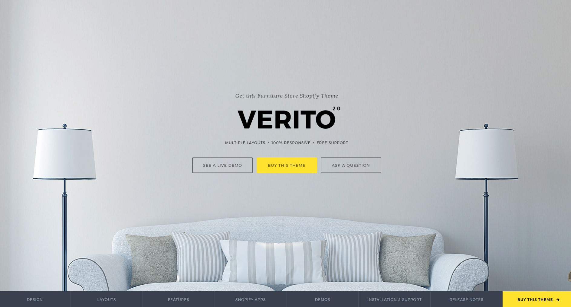 Verito theme