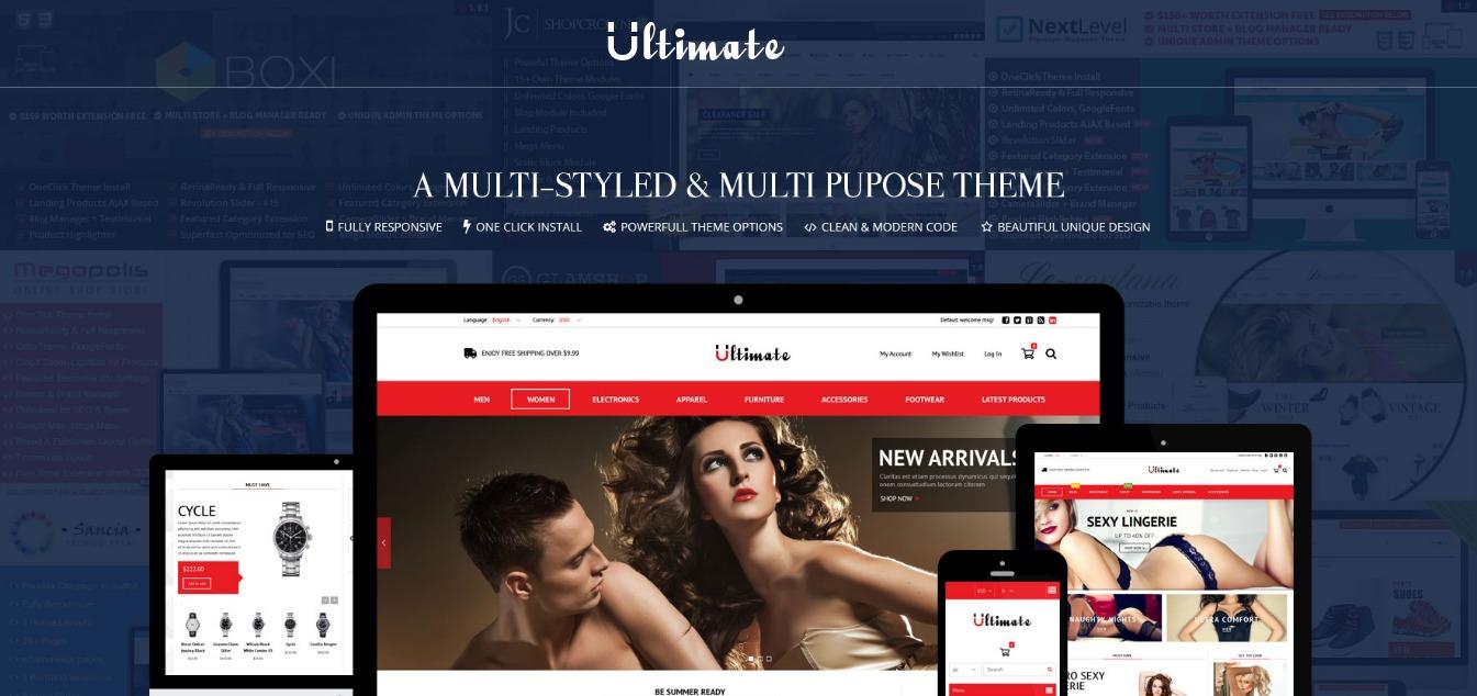 Ulimate theme