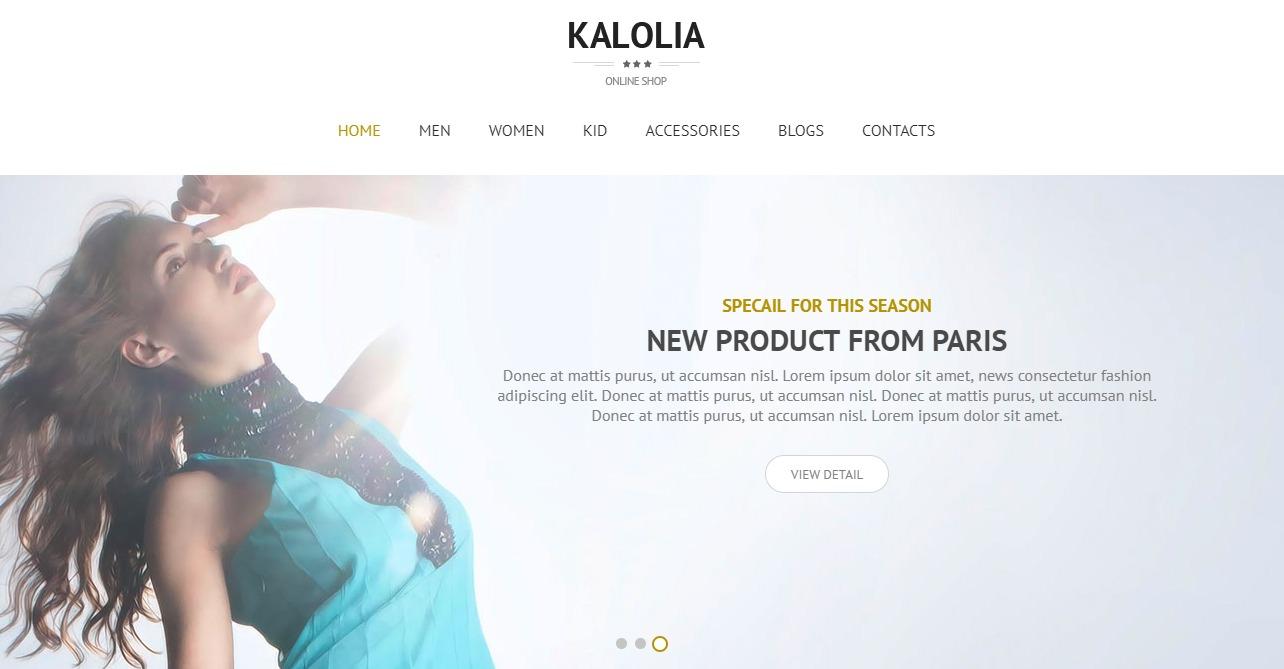 SNS Kalolia theme