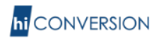 HiConversion, Inc. Logo