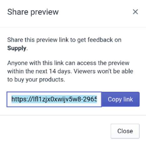 How to share a theme preview with others on Android7