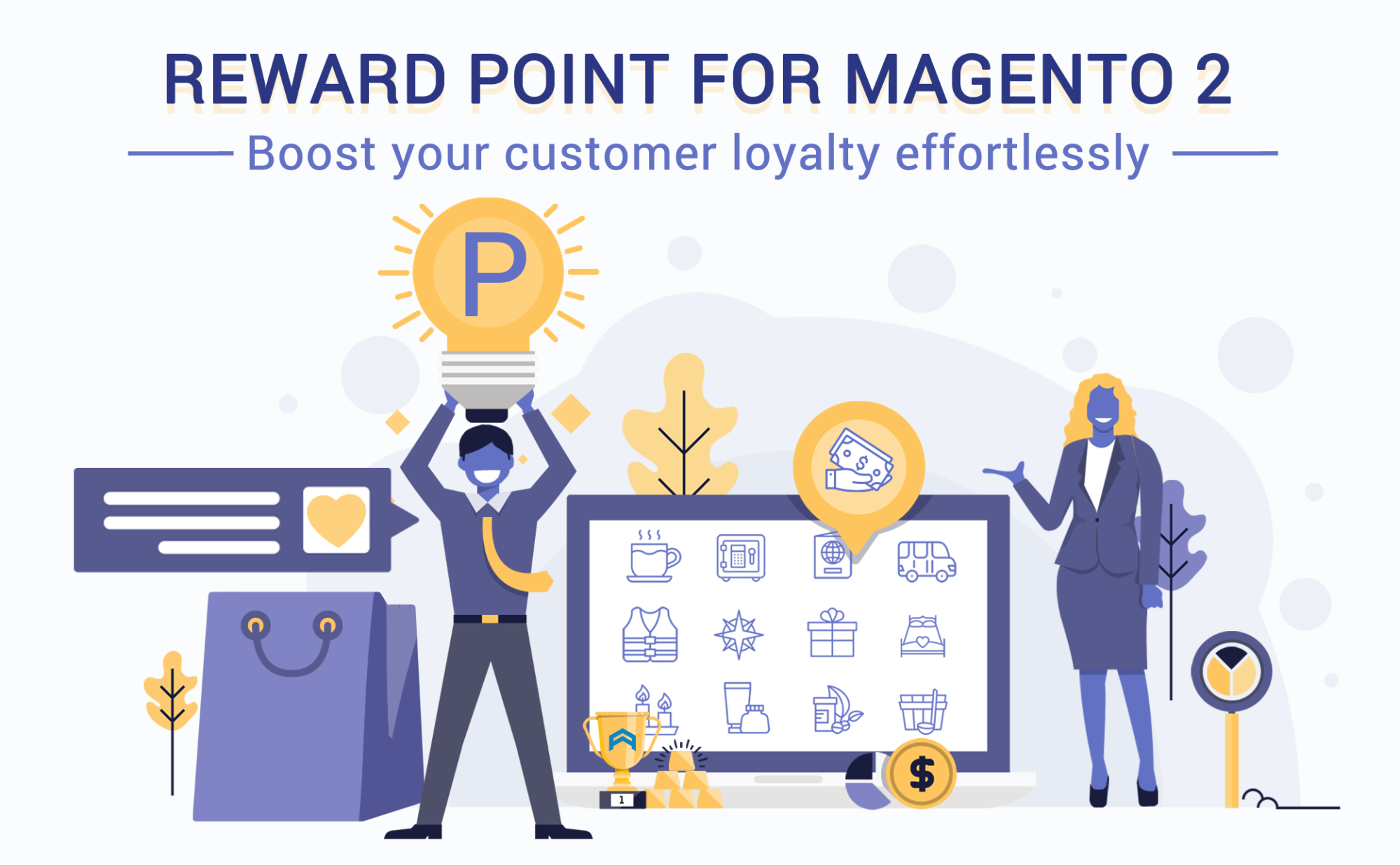 Features of Magento 2 Loyalty Program extension
