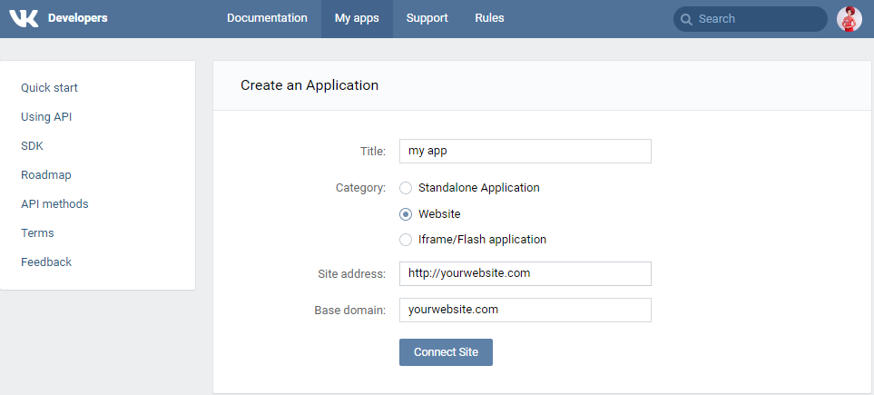 How to configure Vkontakte API — Magento 2 Extension by Mageplaza