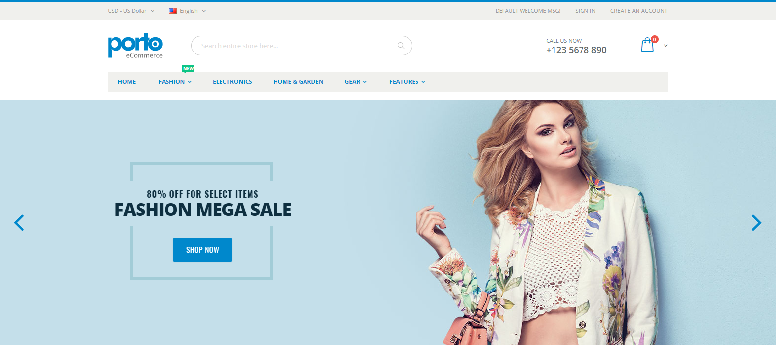 Top 42+ Magento 2 Themes - Best Free & Premium Themes for Magento 2