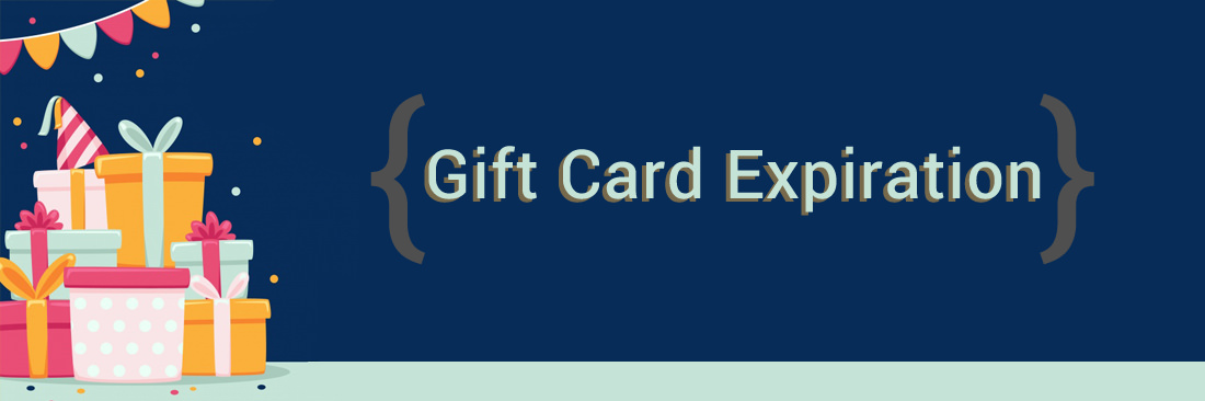 Gift Card Expiration