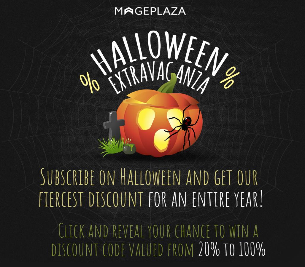Mageplaza Halloween 2017