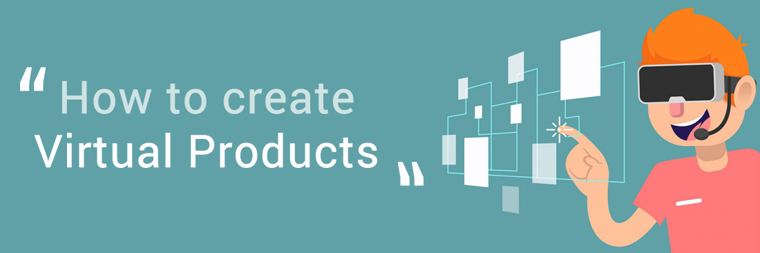 How to create Virtual Products