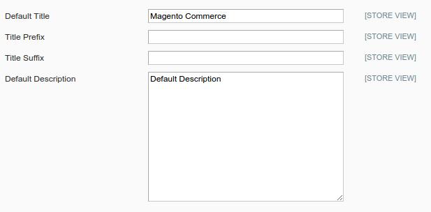 Mageplaza SEO default description