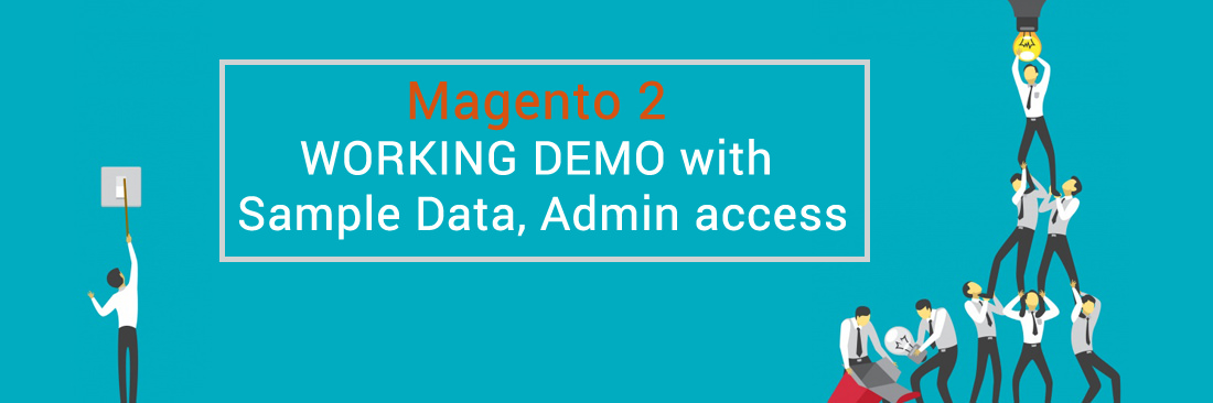 Magento 2 Demo - WORKING DEMO with Sample Data, Admin access