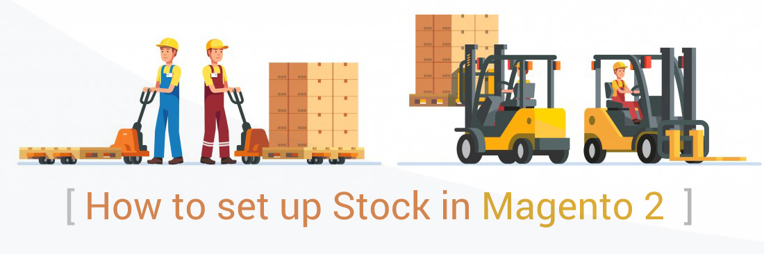 How to setup Stock in Magento 2