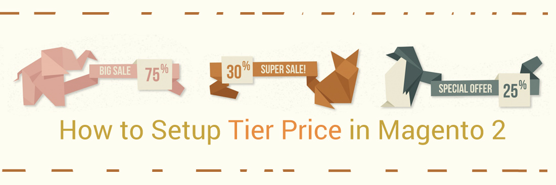 How to Setup Tier Price in Magento 2
