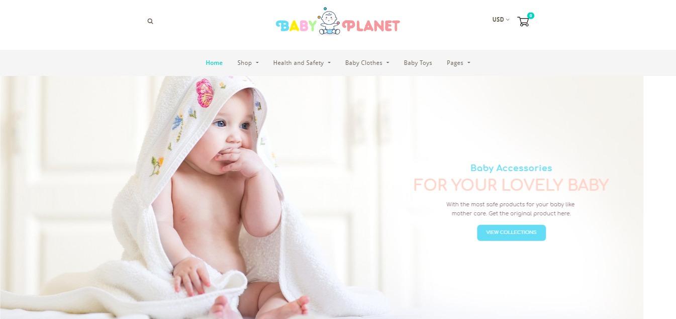 Baby Planet theme
