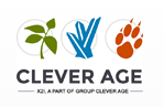 X2i - Clever Age Group Logo