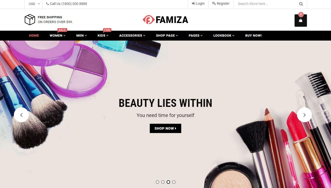 Famiza theme