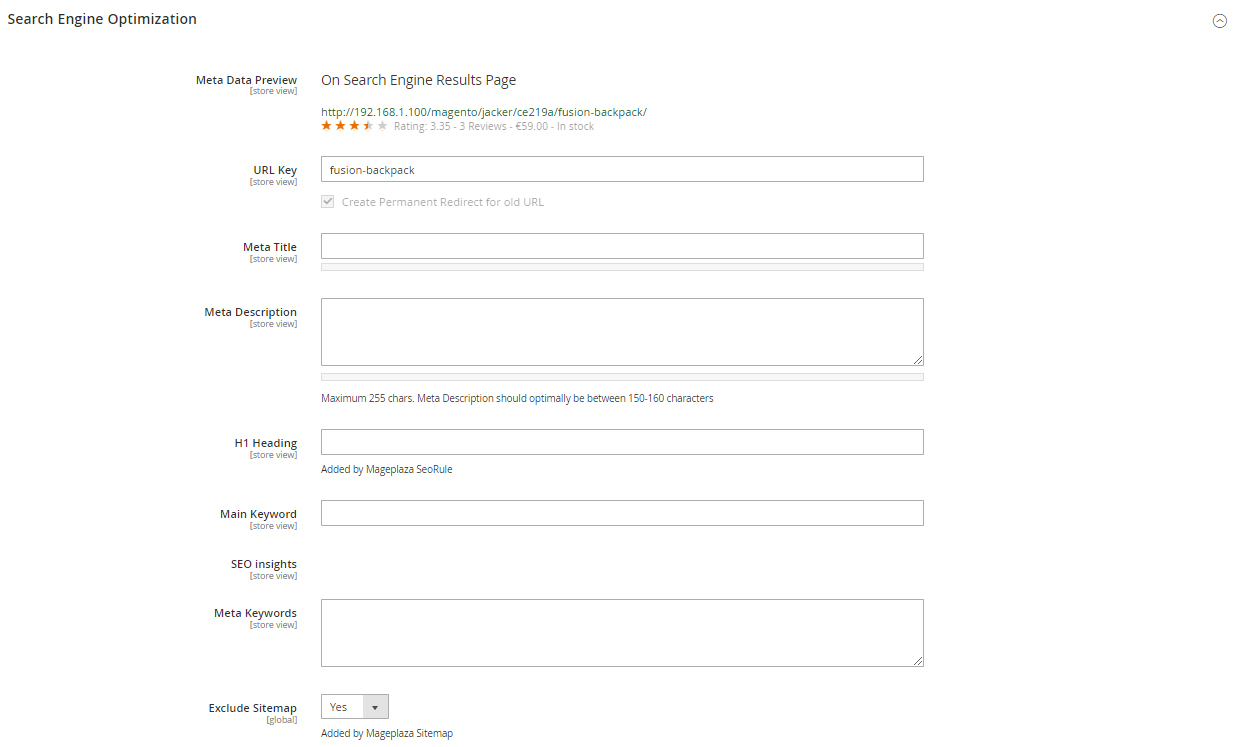 magento 2 structured data rich snippets mageplaza