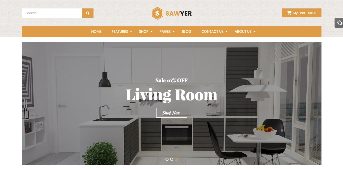 Sawyer theme