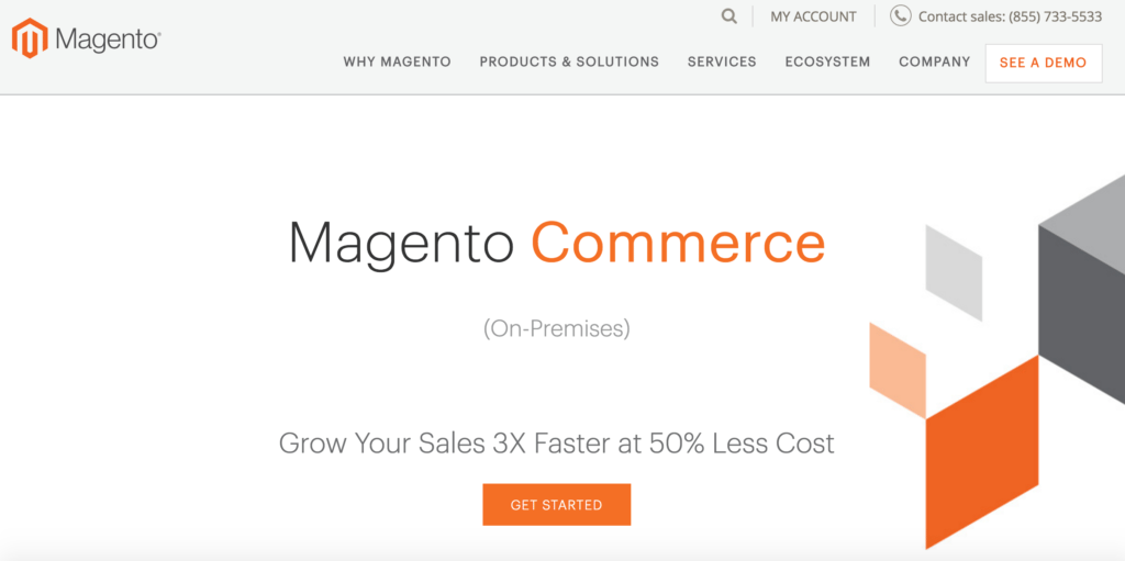 Use an up-to-date Magento platform SEO Magento 2