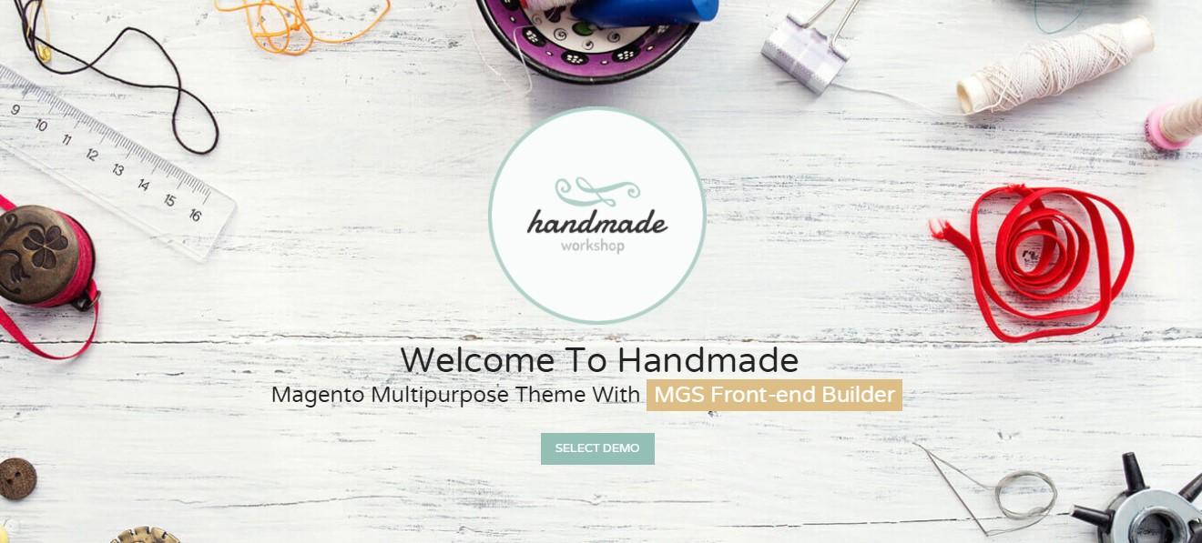 Handmade theme