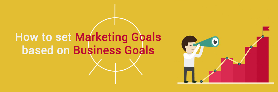 How to Set Marketing Goals Based on Business Goals