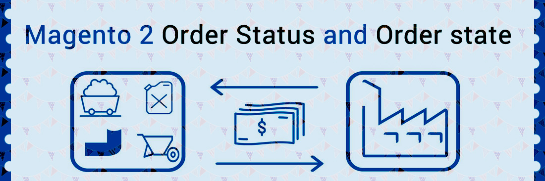 Magento 2 Order Status and Order state