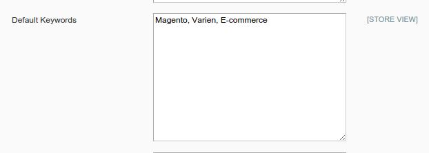 Mageplaza SEO importance of keywords